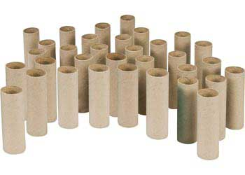 Cardboard Roll – Pack of 36