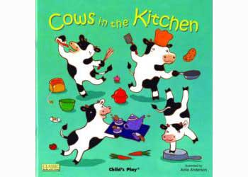 Cows In The Kitchen Peek A Boo Book Mta Catalogue