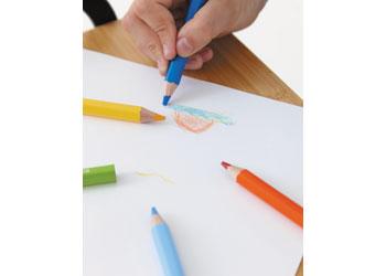 Jumbo Coloured Pencils – Pack of 24