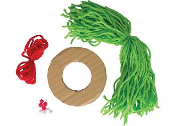 Wreath Yarn Kit – Pack of 10