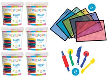 Creatistics Dough Kit