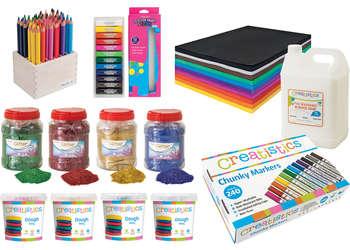 Creatistics Classroom Kit