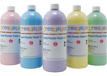 Creatistics Pastel Paint – Set of 5