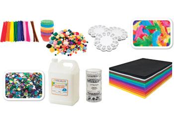 Craft Essentials Pack