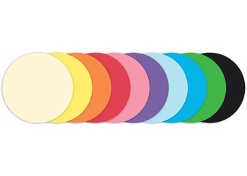 Matt Paper Shapes Pack