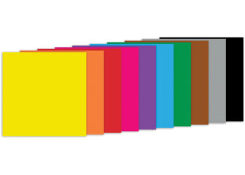 Gloss Paper Squares 12.7cm – Pack of 360
