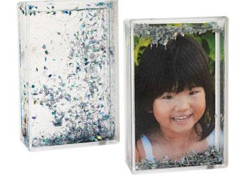 Glitter Liquid Photo Frame – Pack of 10