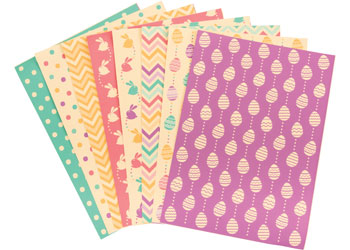 Easter Craft Paper A4 Pack Of 40 Mta Catalogue