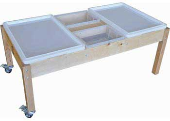 Natural Spaces – Sand & Water Fun Table