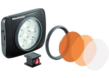 Manfrotto Lumie 6 LED light