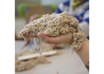 Kinetic Sand 5kg Natural