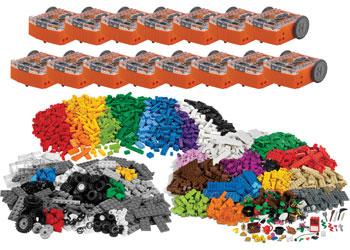 Edison & LEGO kit – 15 Edisos & LEGO bricks - MTA Catalogue