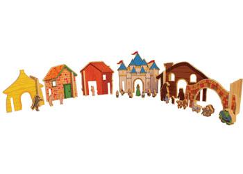 Happy Architect Fairytale – Set of 32