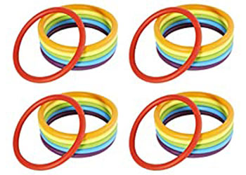 Activity Rings – Set of 24