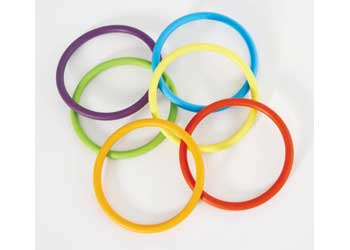Activity Rings – Set of 6