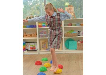 Sensory Balance Pods – Set of 8
