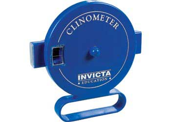 Invicta Clinometer – 14cm diameter – each - MTA Catalogue