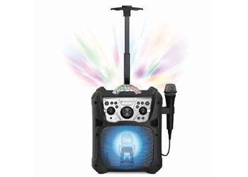 Singing Machine Fiesta Mini Karaoke System - MTA Catalogue