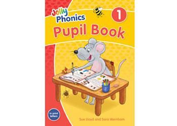 Jolly phonics pupilbook 1: sara wernham: 9781844141623: amazon. Com.