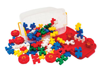 Multi Construction Blocks 72 Pieces
