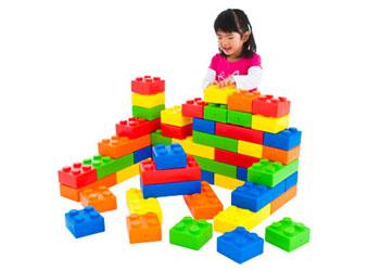 Maxi Building Blocks  50 pieces