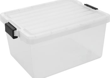 Heavy Duty 28 Litre Container - Plastic Storage Containers  sc 1 st  Modern Teaching Aids & Plastic Storage Containers - Furniture u0026 Storage