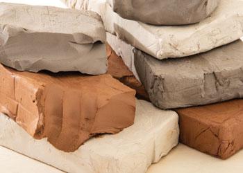Creatistics Air Dry Ceramic Clay – White 1kg