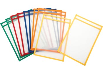 A4 Plastic Sleeves (set of 10) - MTA Catalogue