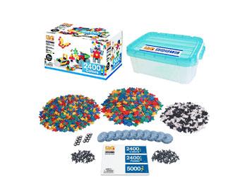 LaQ – STEM Construction Set – 2400 pieces
