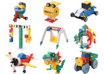 LaQ – STEM Construction Set – 1800 pieces