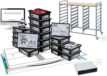 LEGO Mindstorms EV3 Curriculum Solution & Multi Charger