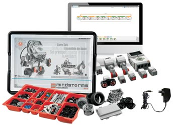 LEGO EV3 Starter Pack – Core Set & Charger