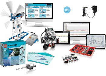 LEGO Mindstorms EV3 - Digital Technologies