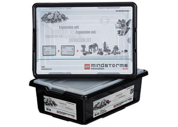 LEGO Mindstorms Education EV3 Expansion Set - MTA Catalogue
