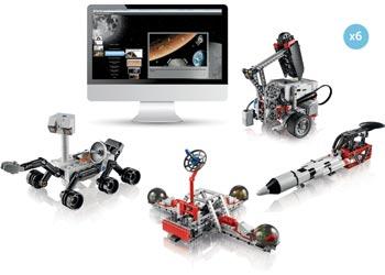 LEGO EV3 Space Challenge – 6 Sets - MTA Catalogue