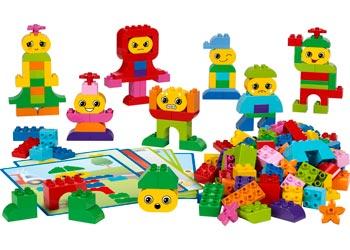 LEGO DUPLO Build Me Emotions - 188 pieces - Kangaroo Catalogue