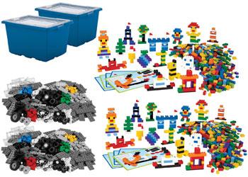 LEGO STEM Construction & Vehicles Kit – 2572 pieces - MTA