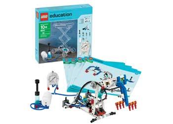 LEGO – Pneumatics Add-On Set - MTA Catalogue