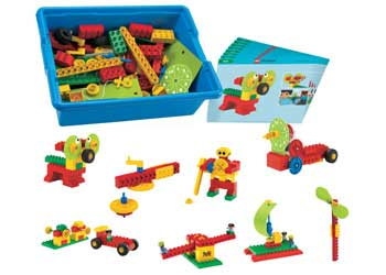 Lego Early Simple Machines Set 102 Pieces Mta Catalogue
