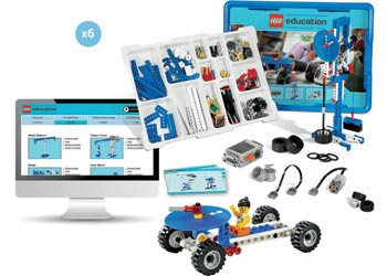 Simple & Powered Machines - LEGO® Education
