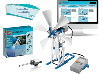 EV3 & Renewable Energy - LEGO® Education