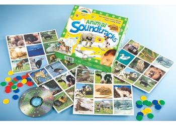 Galt – Animal Soundtracks CD Game
