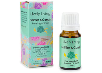 Sniffles & Coughs Organic Oil 10ml