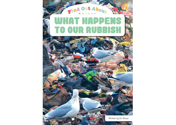 Waste: What Happens To Our Rubbish Big Book