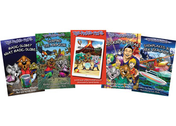 The Proud Foots Adventure Series 1-5