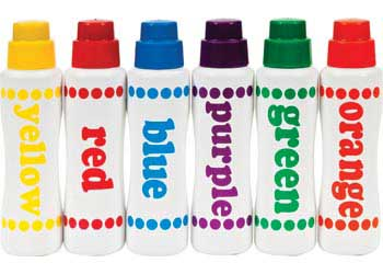 Dot Art Markers – Pack of 6