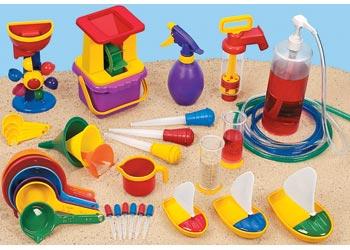 Lakeshore – Water Play Kit- 36 pc