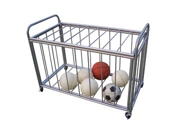 Attractive Ball Cart Indoor Outdoor