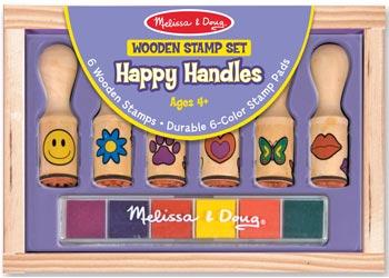 M&D – Happy Handle Stamp Set