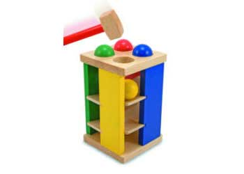 M&D – Pound And Roll Tower